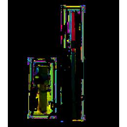 Leica Stadia 2,5 mt Con Porta Ricevitore 868132
