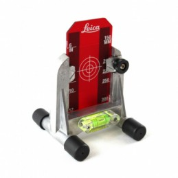 Leica Porta Bersaglio Con Bersaglio Rosso Da 300mm Per Piper 725858