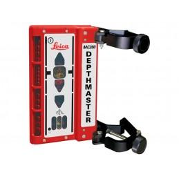 Leica MC200 Depthmaster Ricevitore Mov. Terra Staffe A Vite 742438