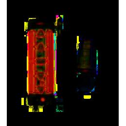 Leica Ricevitore Mov. Terra 360° LMR360R Staffa A Vite E Remote Display 6003352