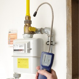 Wöhler GS 220 Cercafughe Gas Con Certificato 6602